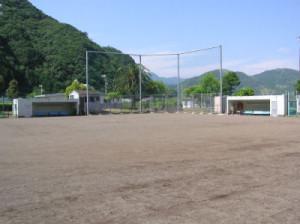 松崎町 軟式野球場