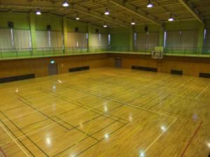 松崎町 勤労者体育センター