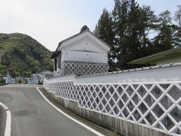 松崎の町並み
