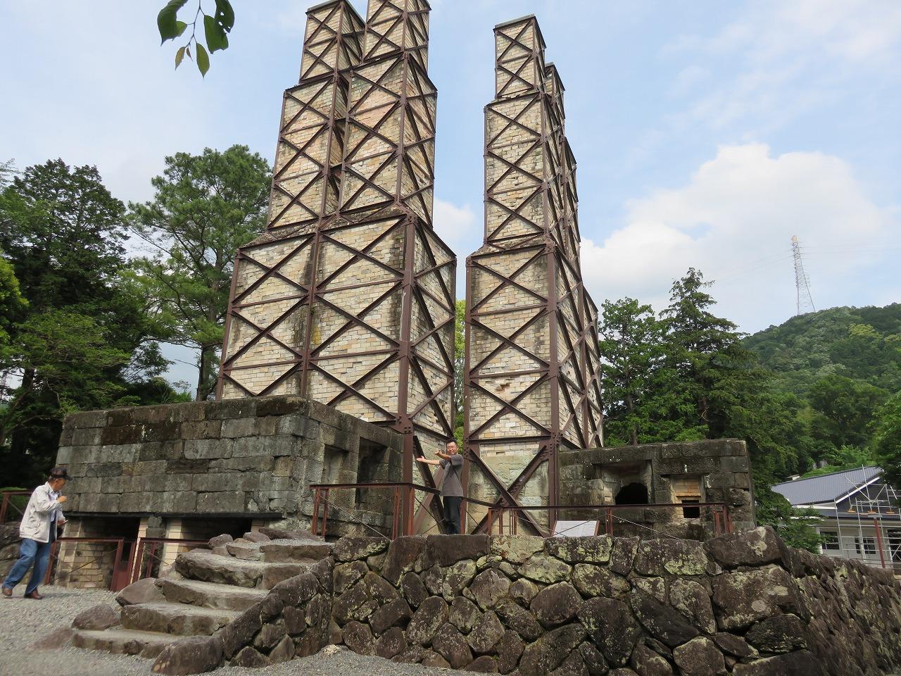 韮山反射炉1
