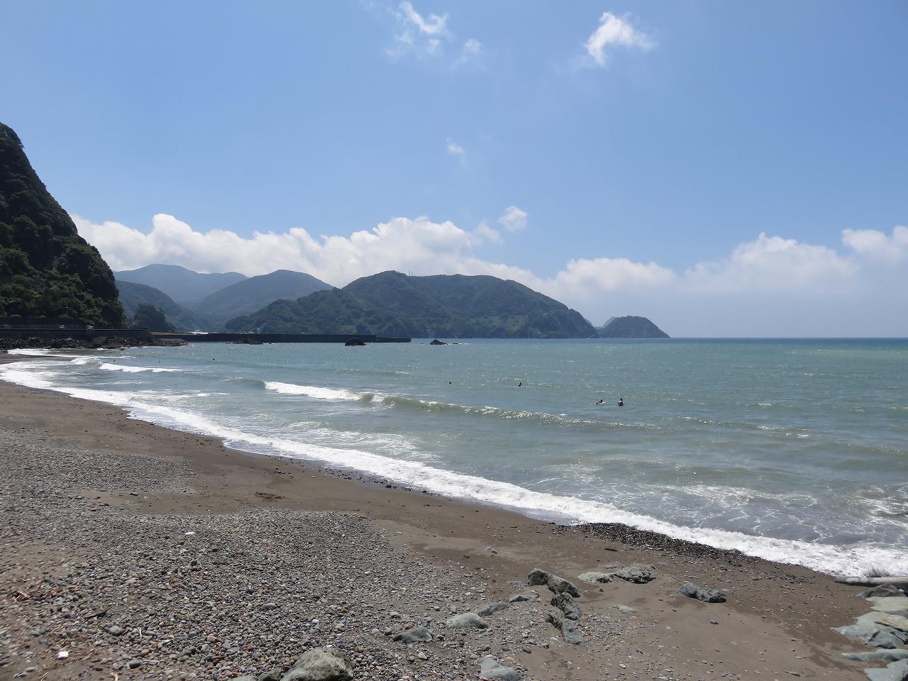 もう一つの大浜海岸
