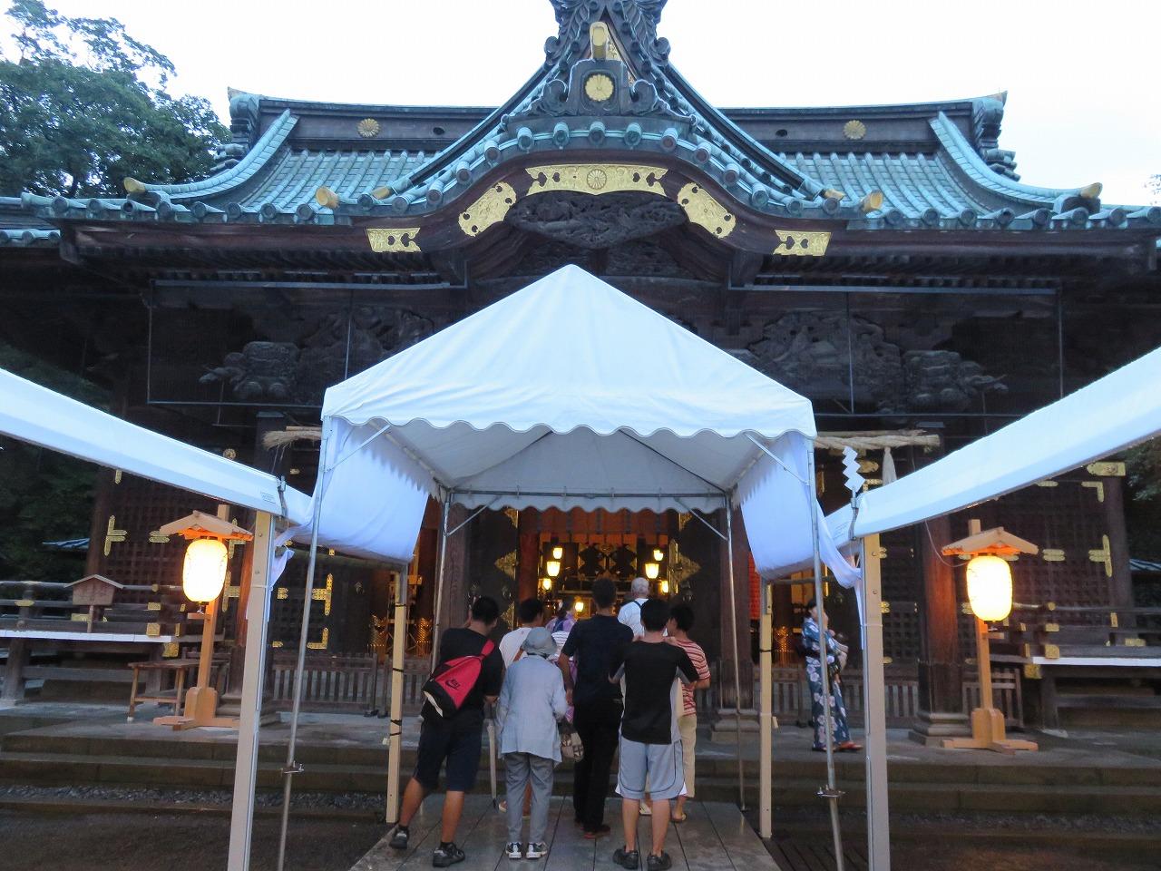 三嶋大社夏祭り2