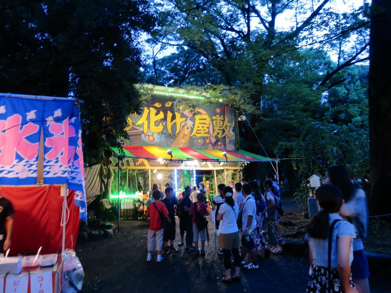 三島大社夏祭り3