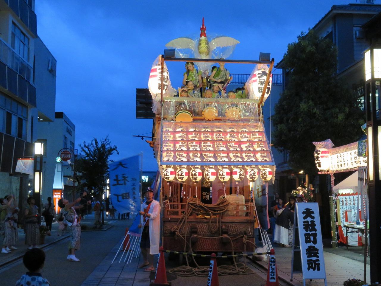 三嶋大社夏祭り5