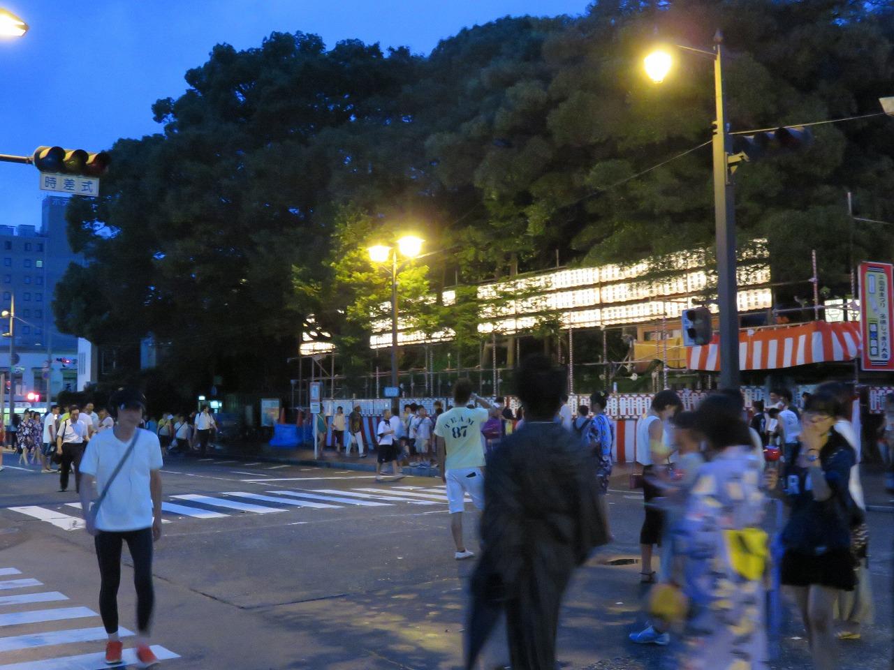 三嶋大社夏祭り8