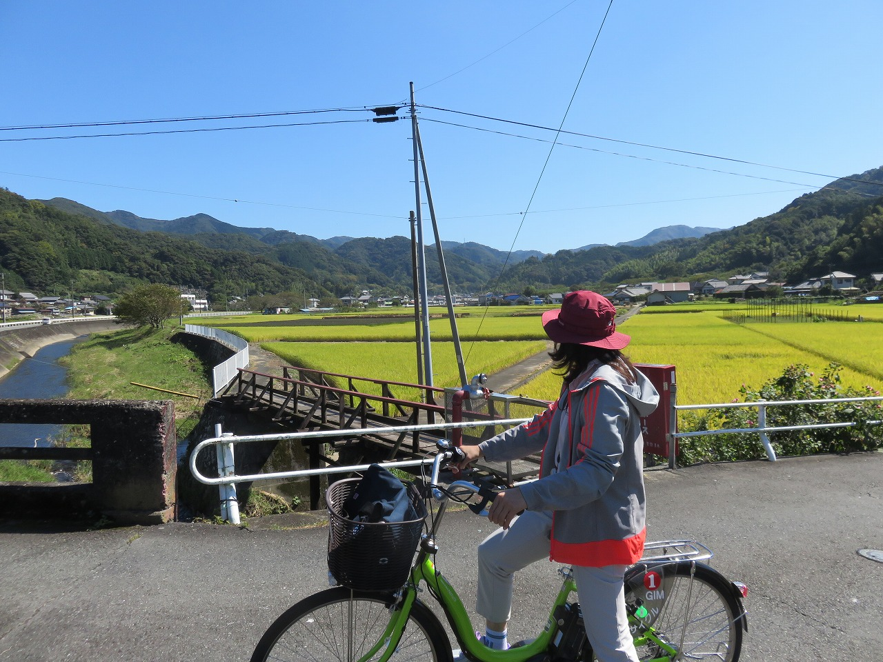 サイクリング9