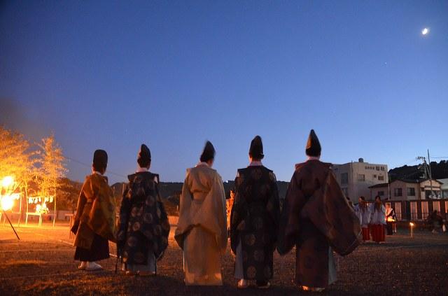 火達祭10月白浜神社2