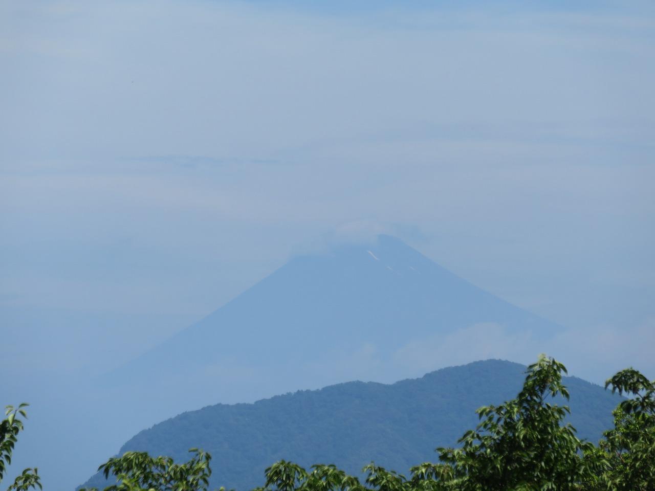 おまけの富士山