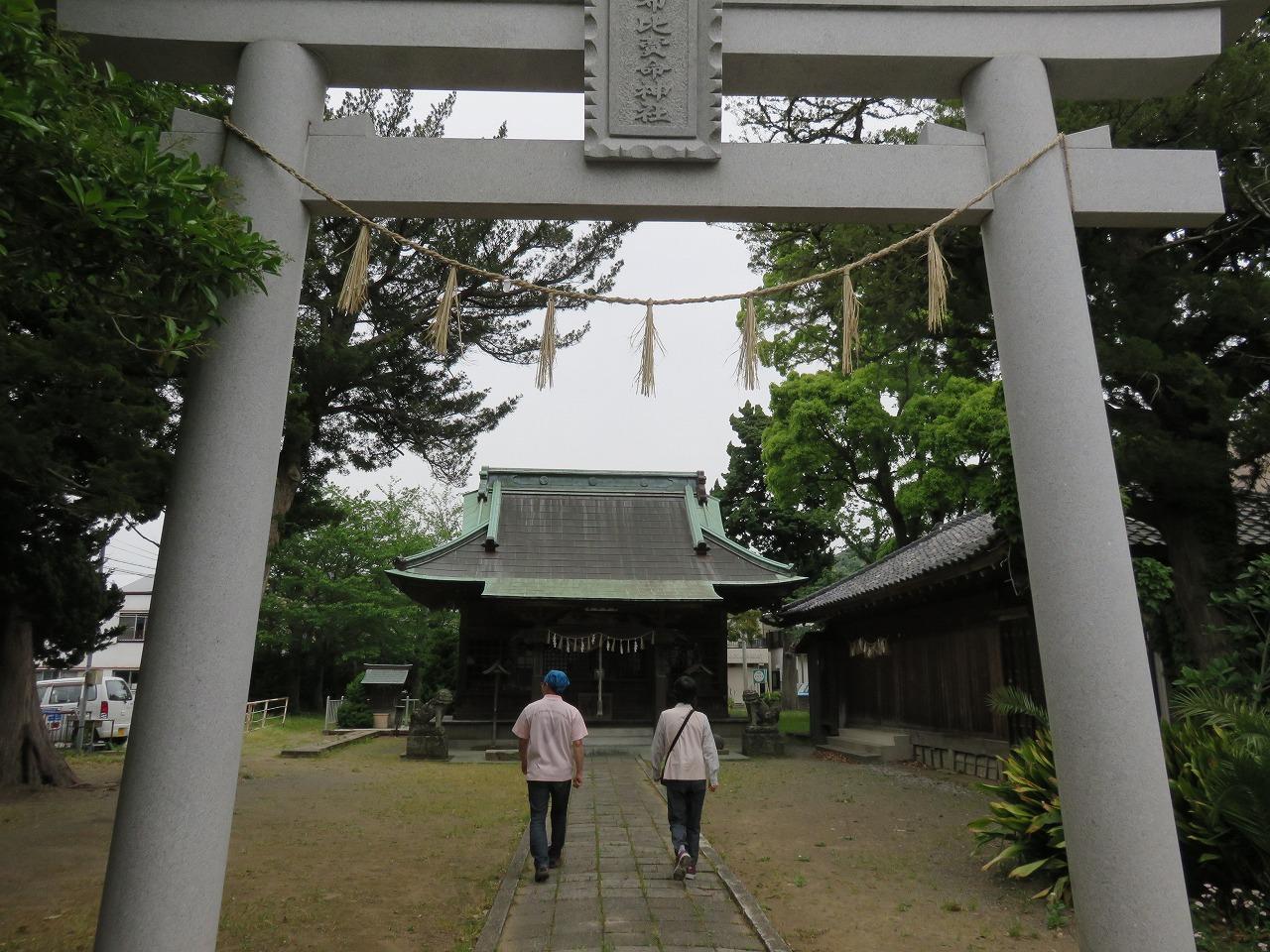ハブヒメノミコト神社