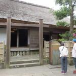 吉田松陰を匿った家