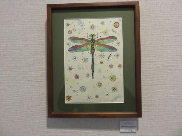 昆虫の作品